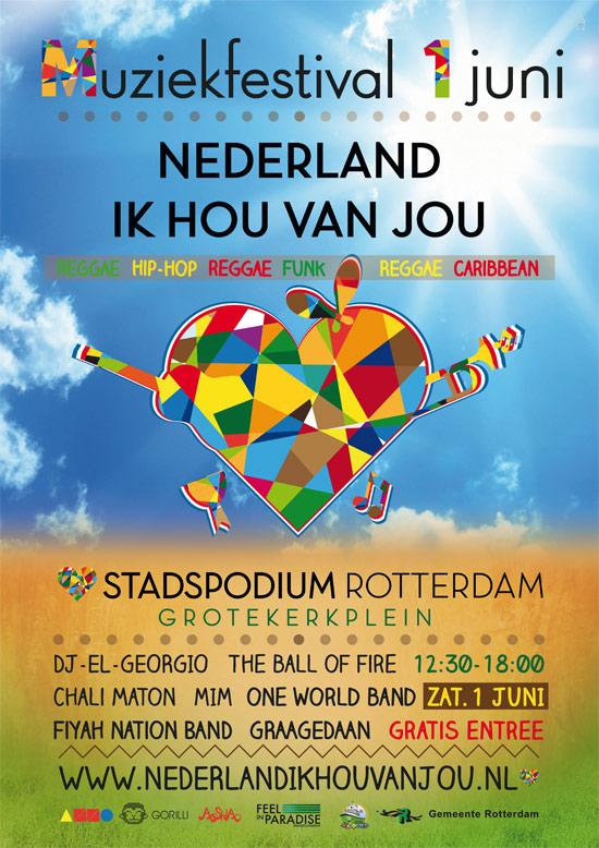 Nederland ik hou van jou