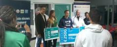 Rotterdam Jaguars winnaar Ons Kluppie 2013