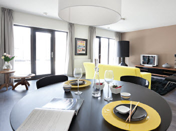 Appartementen Nieuw Crooswijk