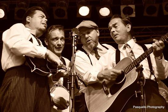 Derde editie van Bluegrass festival