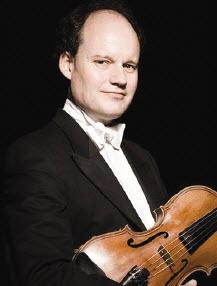Muzikale gast alt-violist Francis Saunders