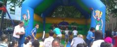Spetterend zomerfeest OBS De Kleine Wereld