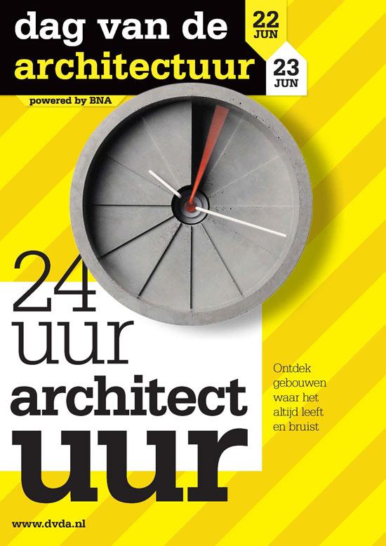 De klok rond: 24 uur architectuur