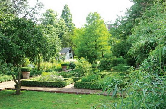Botanische tuin ook voor kinderen de ster online for De tuin kralingen