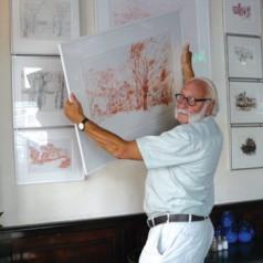 Jan Wagner exposeert in De Steek
