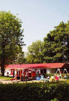 Montessori Peutergroep Kralingen speeltuin