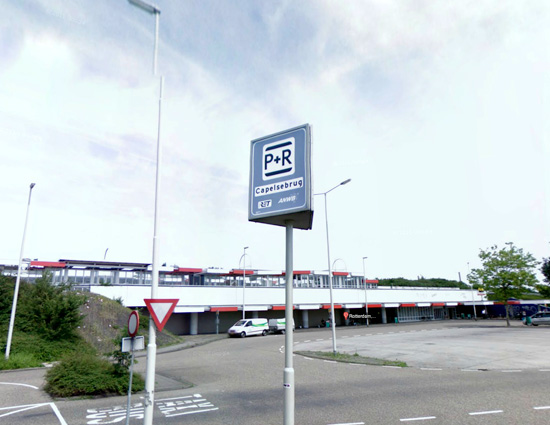 Metroverkeer Rotterdam ernstig ontregeld