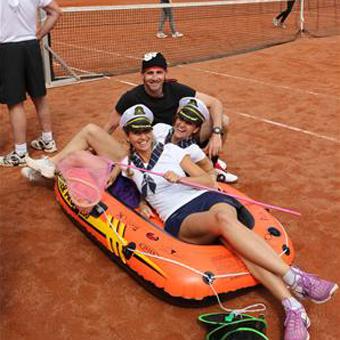 Familie toernooi LTC Kralingen groot succes