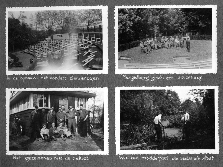 foto's-podium-openluchtheater-1936-Perenhof