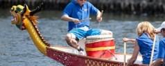 2e editie Drakenboot Festival op 5 en 6 juli 2014