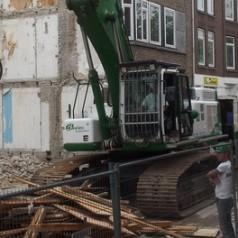 Sloop Hendrik de Keyser gestart