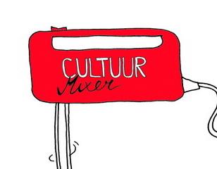 Uitnodiging dinsdag 26 november Cultuurmixer