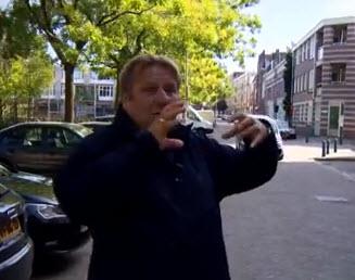 Boskamp herbeleeft jeugd in het Oude Noorden