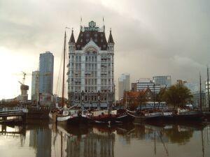 Wandeling Waterstad
