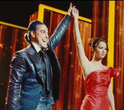 Open Air Cinema   Dag 1: The Hunger Games