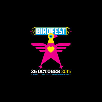 Vierde editie van muziekfestival BIRDfest