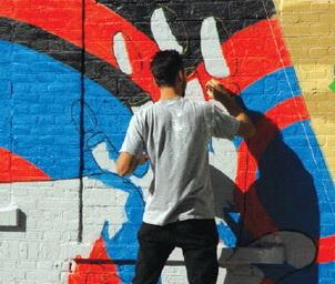 Kunstroute KC begint in Crooswijk!