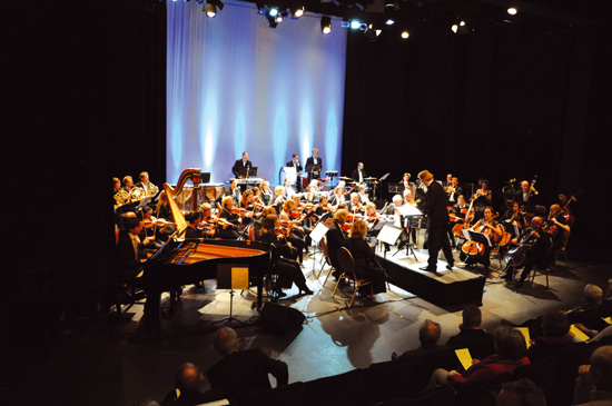HSO en tenor Daniël Rodriquez in 'Kom en Zie'