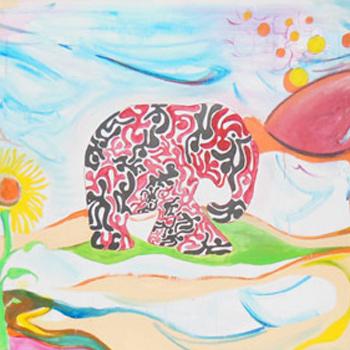 Gezamelijk werk van kunstenaars Kunst Kalender 2014