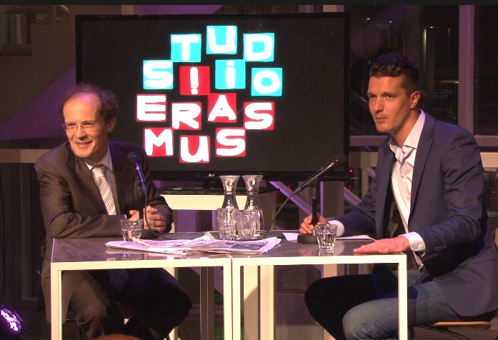 Studio Erasmus – talkshow over wetenschap en actualiteit