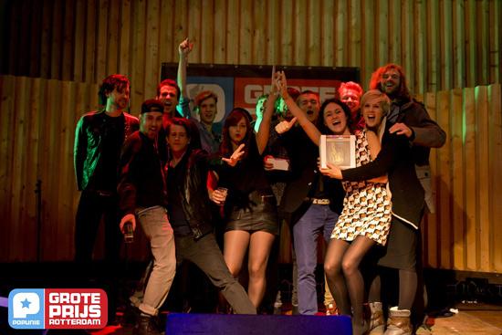 Finale Grote Prijs Rotterdam 2013