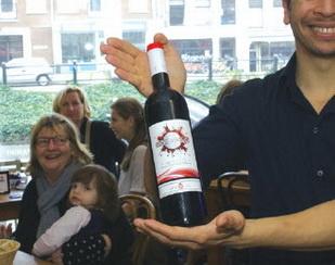 De échte primeur-wijn – uit Italië