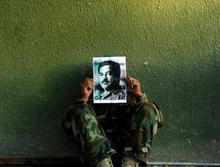"""Foto-expositie """"Saddam is Here"""""""