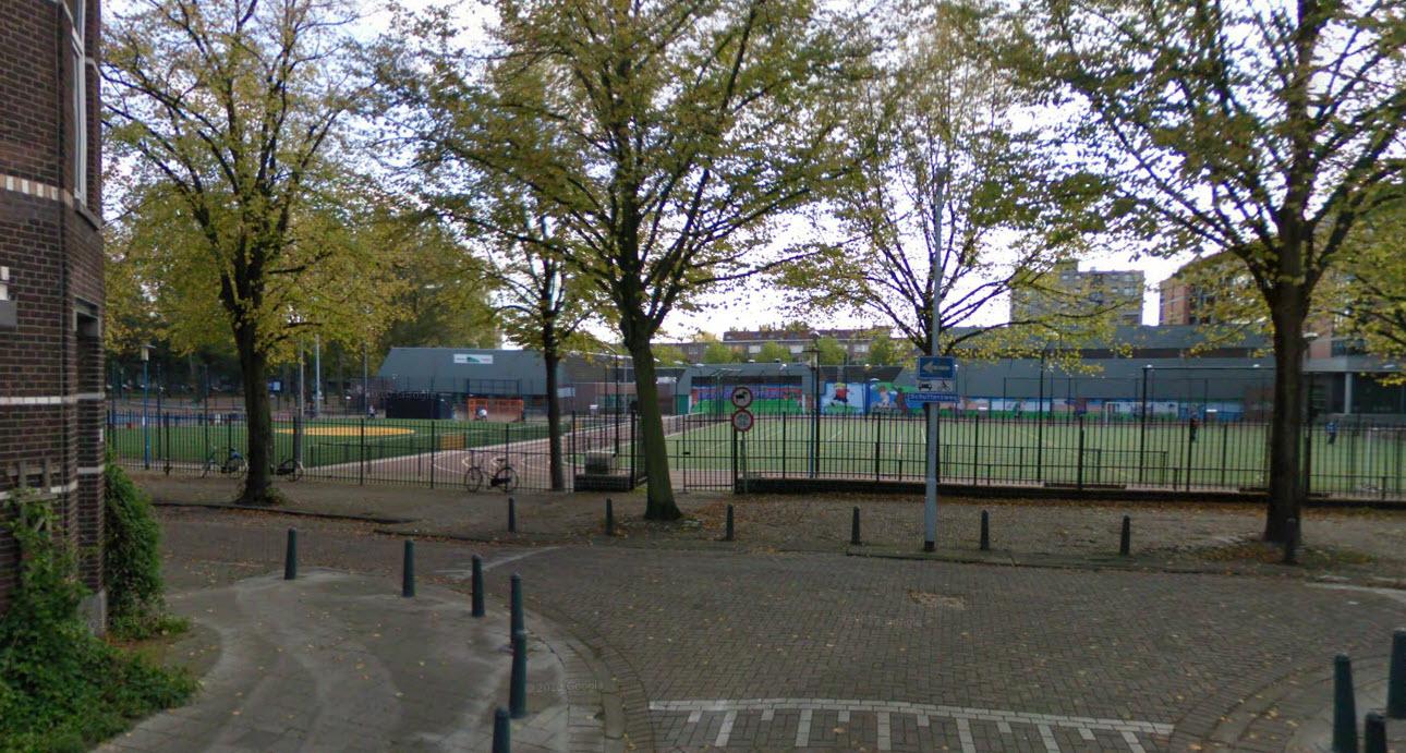 Schutterskwartier Nieuw Crooswijk