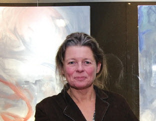 Cora Moret schildert 'die Winterreise'
