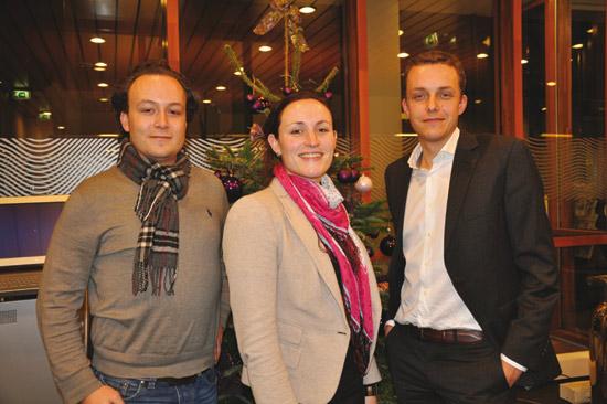 De fractie van D66 wenst u een gelukkig nieuwjaar!