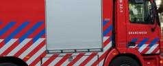 Gewonde bij keukenbrand in Rotterdam-Alexander
