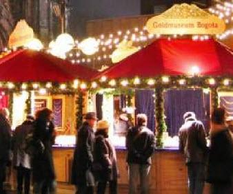 """Kerstmarkt """"Kom en Zie"""""""