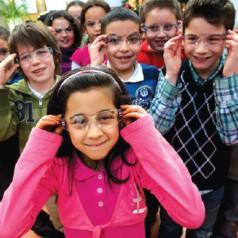 Gratis vuurwerkbril voor basisschoolkinderen