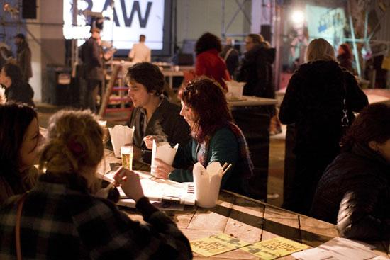RAW, de enige fair met een festival flair