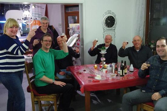 Bier proeven in Buurthuis De Kraal