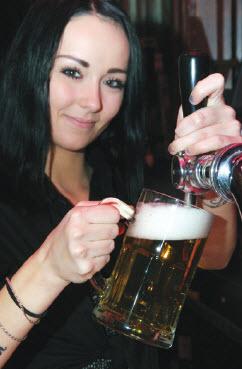 De Bierstube: rechttoe, rechtaan eten & drinken