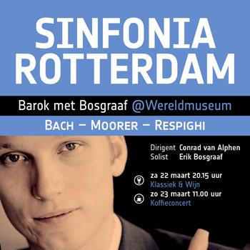 Sinfonia Rotterdam – Barok met Bosgraaf