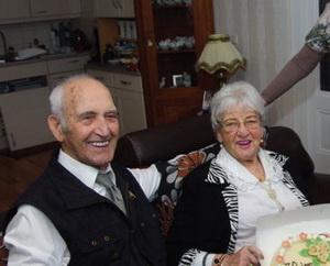 'Ik wil wel 100 jaar getrouwd zijn'