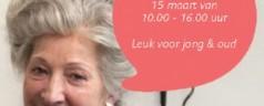 Aandacht voor senioren op open dag