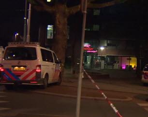 Vier mannen gearresteerd voor schietpartij in Crooswijk