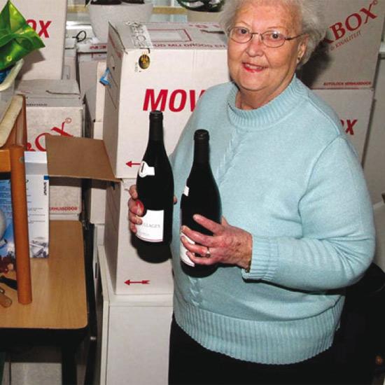 De Kralingse Wijnspecialist winnaar maart