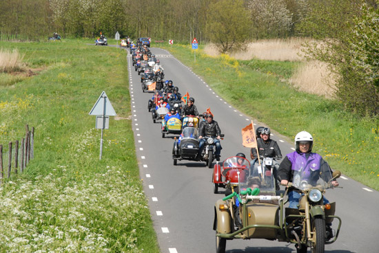 Zaterdag 3 mei: Beatrixrun door Rotterdam Kralingen!