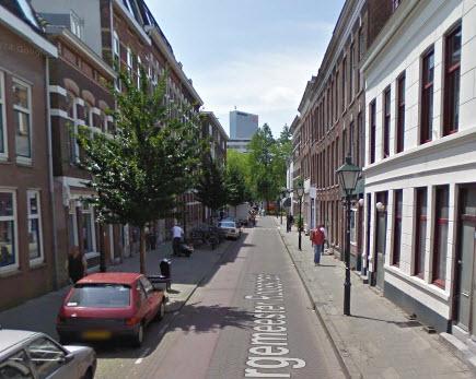 Politie onderzoek woningoverval Burgemeester Roosstraat
