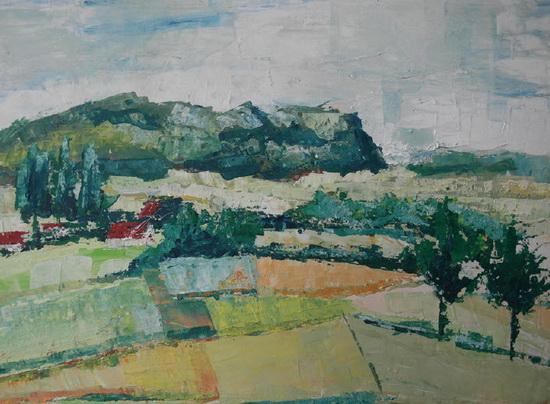 Jan de Grauw schildersreis