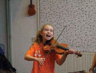 Nieuwe muziekschool in Kralingen