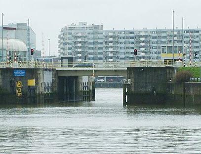 Gedeelte Maasboulevard Rotterdam wordt maand lang afgesloten