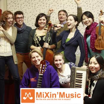 Open Dag van MiXin'Music