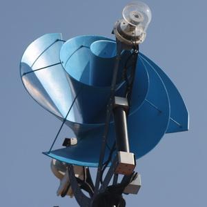 Rotterdammers maken mini-windmolen voor huizen