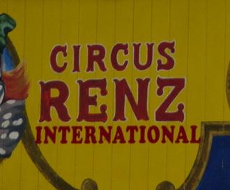 Het circus is weer in de stad!