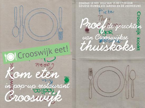 Crooswijk eet! Ontdek de gevarieerde Crooswijkse keuken